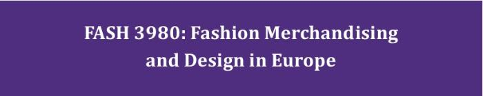 FASH 3980 Fashion Europe